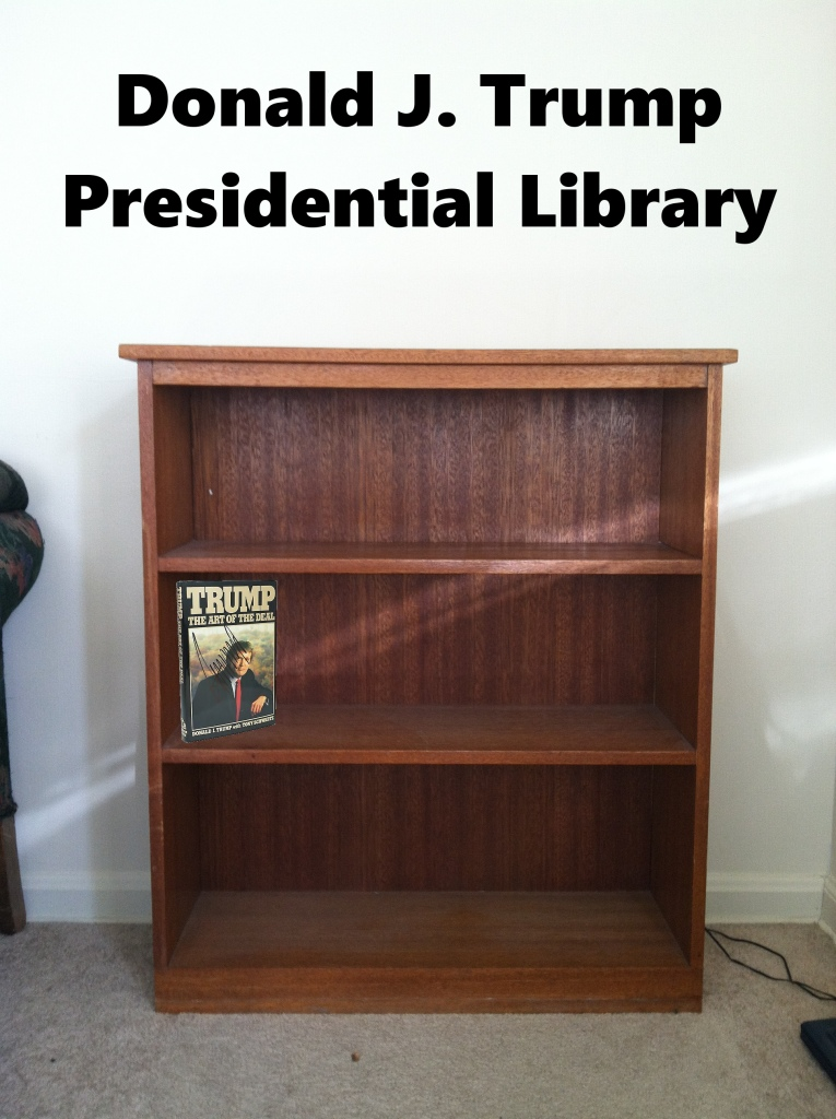 Donald J. Trump Presidential Library