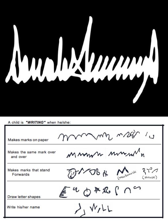 Donald Trump Signature Png